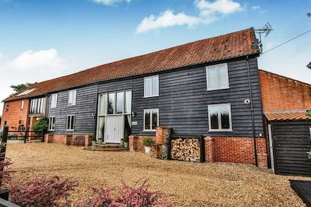 Stunning barn conversion in central Norfolk - Beetley - 独立屋