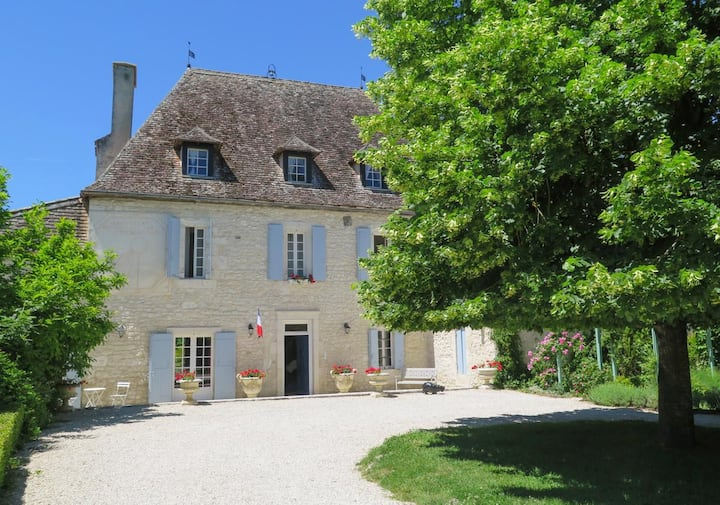 Manoir Colombe at Nouvelle-Aquitaine