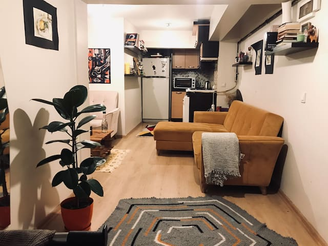 COZY AND CLEAN FLAT İN ŞİŞLİ