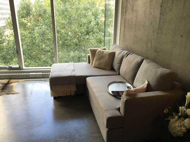 Luxury loft downtown Montreal - Montréal - Loft