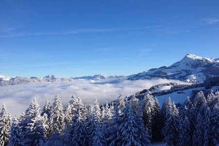 Ski to the front door! - Kirchberg in Tirol - อพาร์ทเมนท์