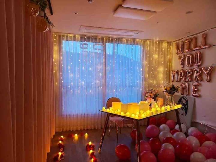 순천 투더문 Private Party Room Central Sunchon  24PY