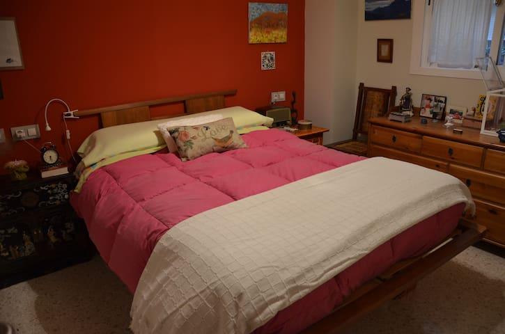 Habitación acogedora con baño propio - Sevilla - Apartment