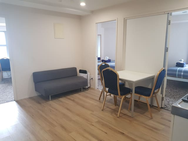 3 bedroom apartment in Central Auckland CBD