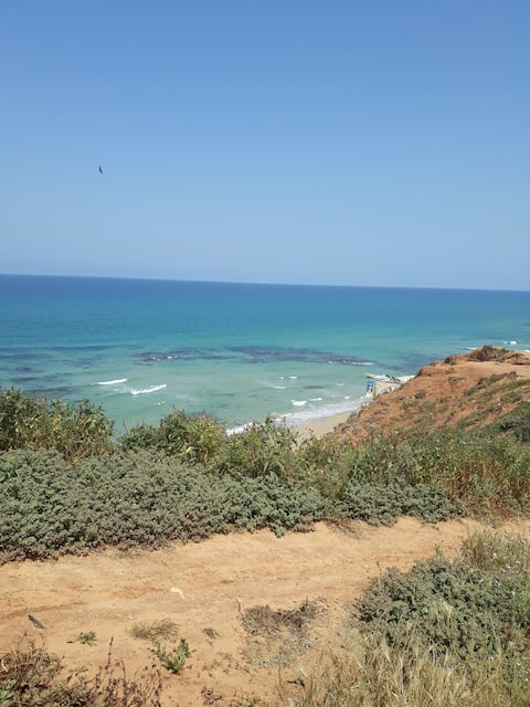 Window to the Mediterranean Sea