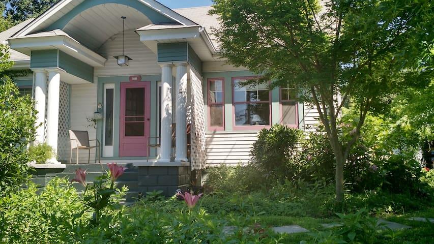 3-bedroom Sears home; quiet neighborhood, near DC