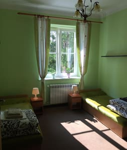 Klimatyczne mieszkanie na Starówce - Olsztyn - Appartement