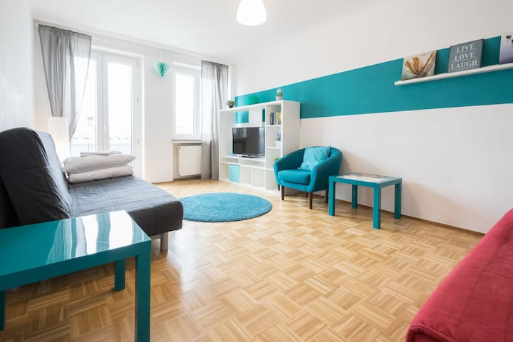 Apartment next to the Main Station - Frankfurt - Appartement