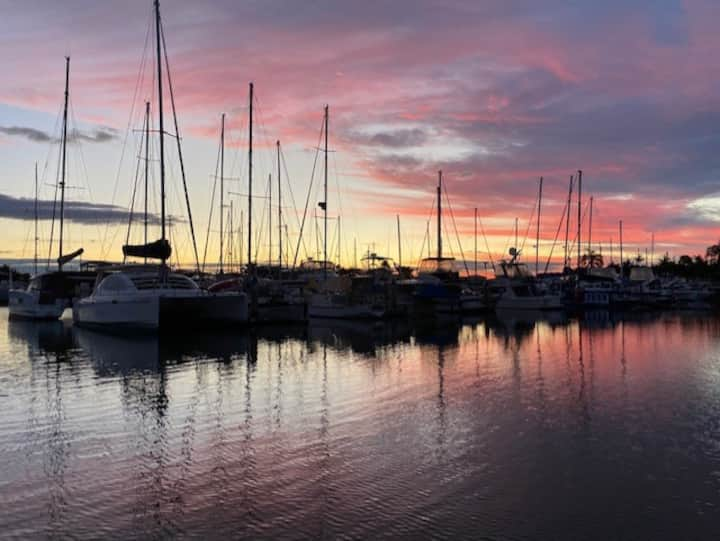 New Waterfront Studio Newport - berth available
