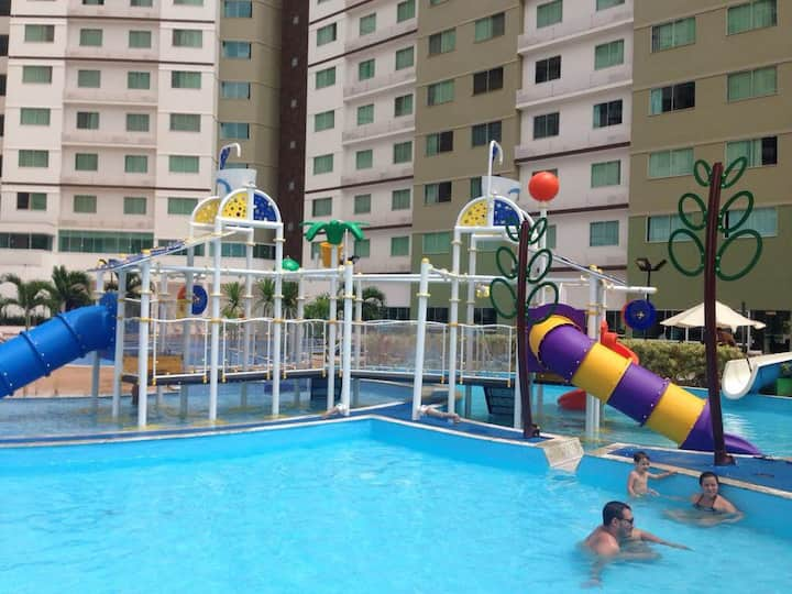Apartamento no Riviera centro da cidade