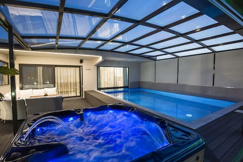 Zambelis Athens Penthouse Spa