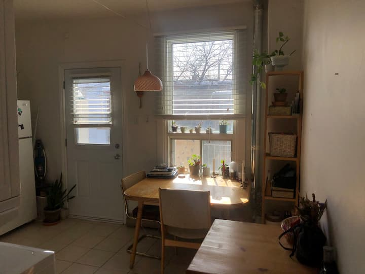villeray appartement perfect for WFH