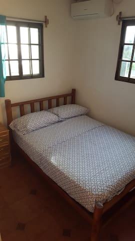 Comfortable bedrooms with ocean views