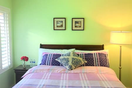 comfortable room in beautiful home A - Irvine - Talo