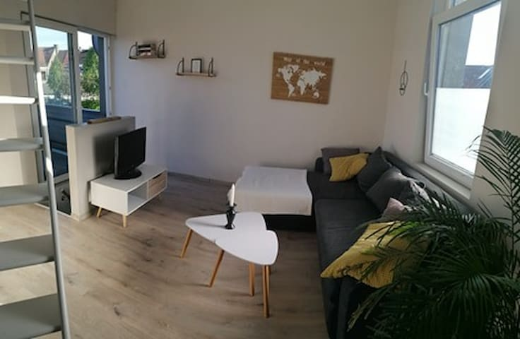 Cosy house in the center of Ghent (4persons)