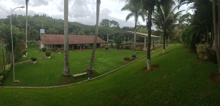 Sitio para Repouso e Eventos em Tocantins/MG