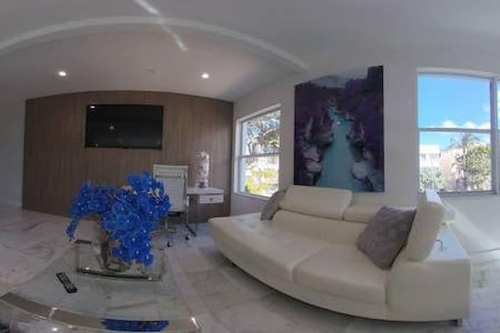 Exclusive New South Beach Miami Beach Apartment
