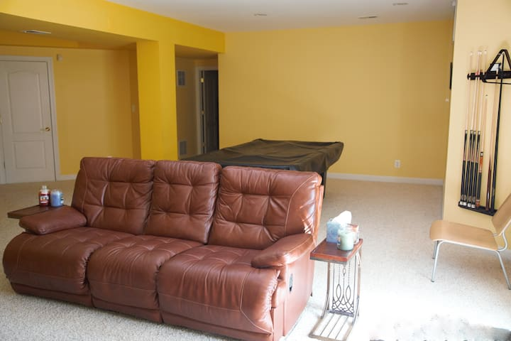 1500sf of comfort, entertainment and privacy!! - Centreville - Apartment