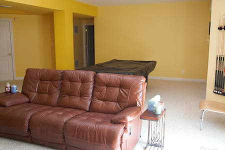 1500sf of comfort, entertainment and privacy!! - Centreville - Pis