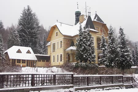 Historická vila Luhačovice