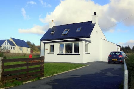 Bridge Cottage ( weekly booking only) - Dunvegan - Casa