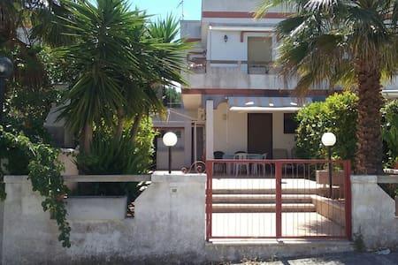 Villetta con giardino a 5 Km da Gallipoli - Gallipoli - Apartment