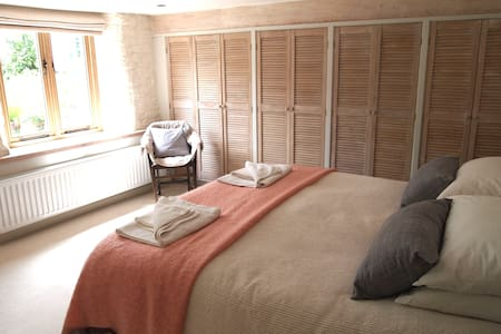 Peaceful, Luxury onsuite B&B room 7 mins to Totnes - Dartington