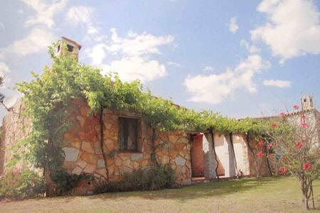 VILLA IN PIETRA CON GIARDINO - Province of Cagliari