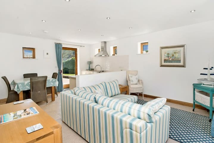 Garden Apartment in Strete near Dartmouth