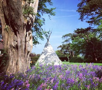 Tipi boutique glamping  weekend - Alfriston - Типи