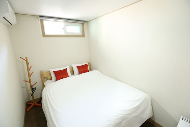 Philstay Itaewon - Double room - Yongsan-gu - Daire