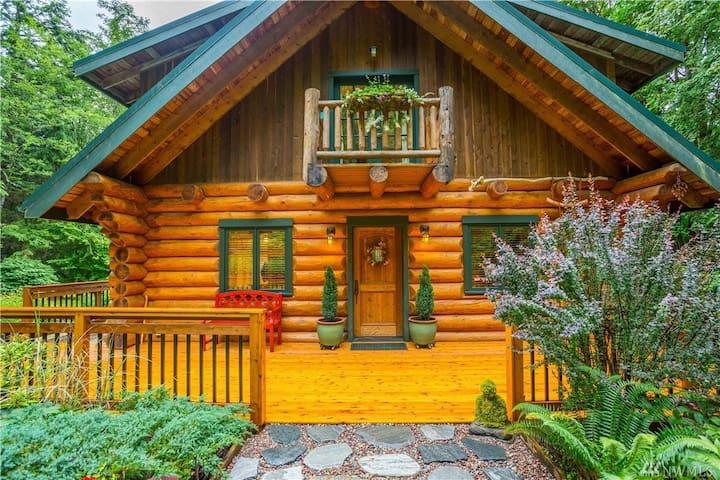 Mt. Baker/Bell Creek Ski Cabin