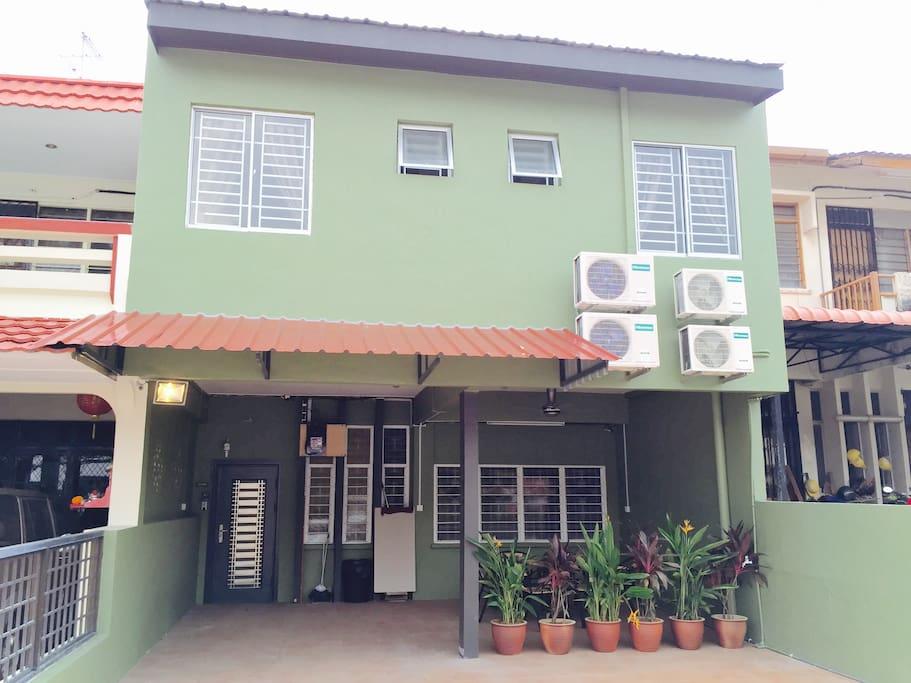 Master bed room houses for rent in johor bahru johor malaysia Master bedroom for rent in johor