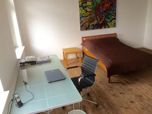 künstlerwohnung - Düsseldorf - Apartment