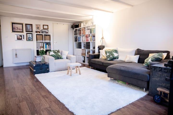 Great spacious modern apartment Amsterdam east