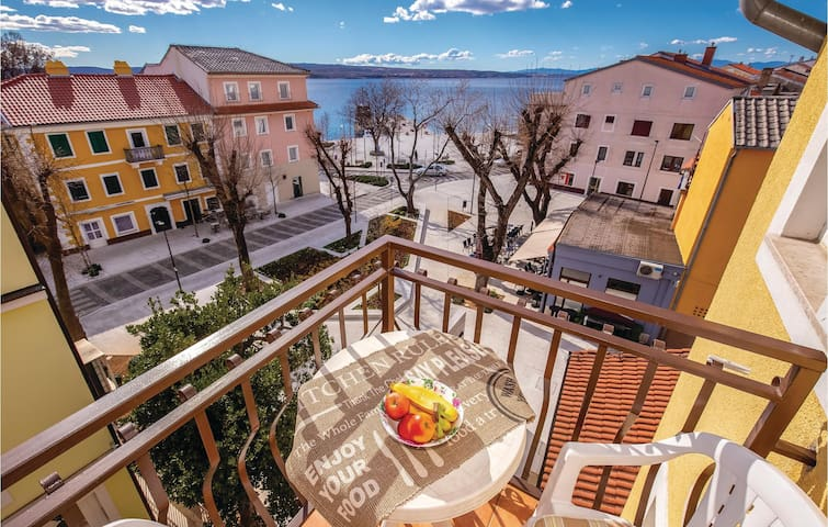 Holiday apartment with 1 bedroom on 40m² in Selce