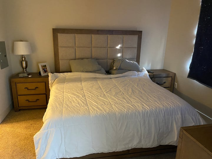 furnished apt  looking to Airbnb until 01/25/21