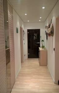 Gemütliche Unterkunft mit guter Anbindung zum ÖPNV - Böblingen - Apartment