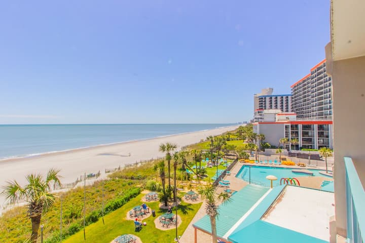 Oceanfront King Suite~Sand Dunes 2433