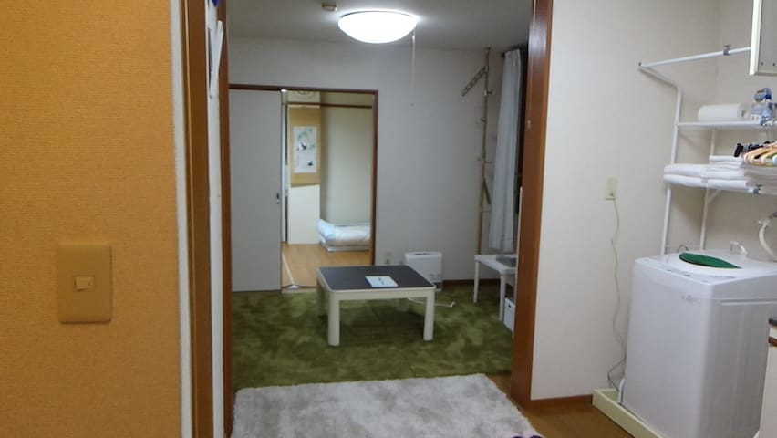 house for 4 people, 10 minutes from Nishi-Ojima