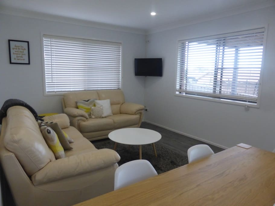Lounge room / dining table