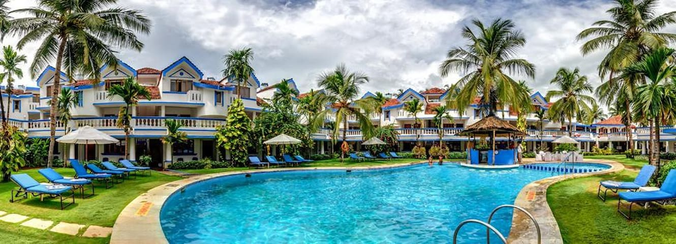 Karma Royal Benaulim - The best holiday village! - Goa - Appartement