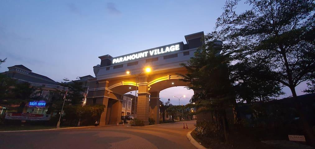 Paramount Village Semarang 2 BR