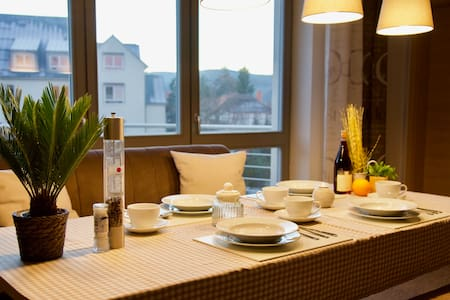 Apartment Monopol Penthouse - Wernigerode - 飯店式公寓