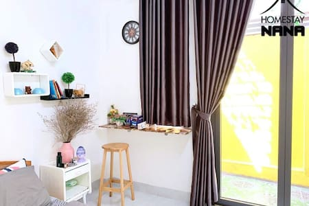 2-storey apartment with 2 double beds