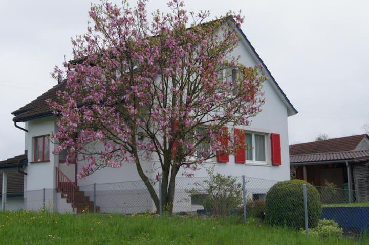 ferienwohnung für 6 personen - Romanshorn - บ้าน