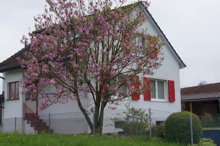 ferienwohnung für 6 personen - Romanshorn - Talo
