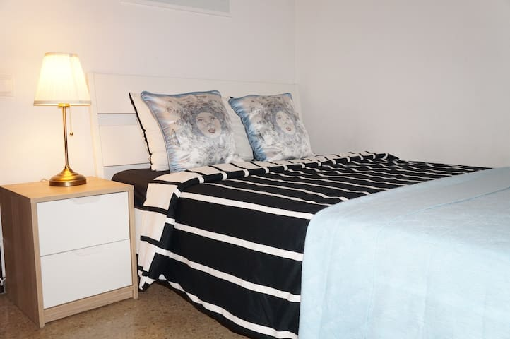 Double room*** Central location