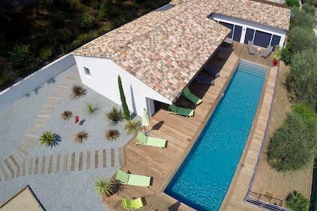 Magnifique Villa Contemporaine 20mn de Cannes - Auribeau-sur-Siagne