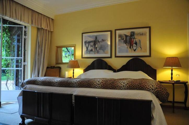 A Peaceful Retreat B&B  - double en suite bedroom